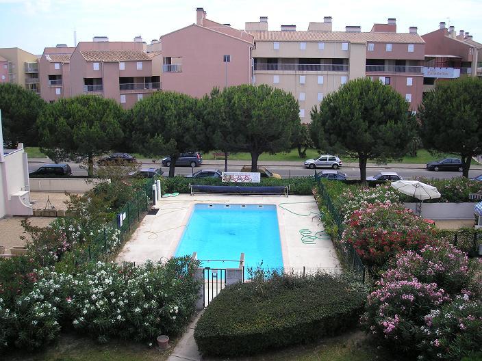 Grand large immobilier location saisonni re grau du roi - Location grau du roi avec piscine ...